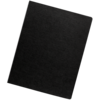 Linen Presentation Covers - Oversize, Black, 50 pack__Linen Black Ovr LF.png